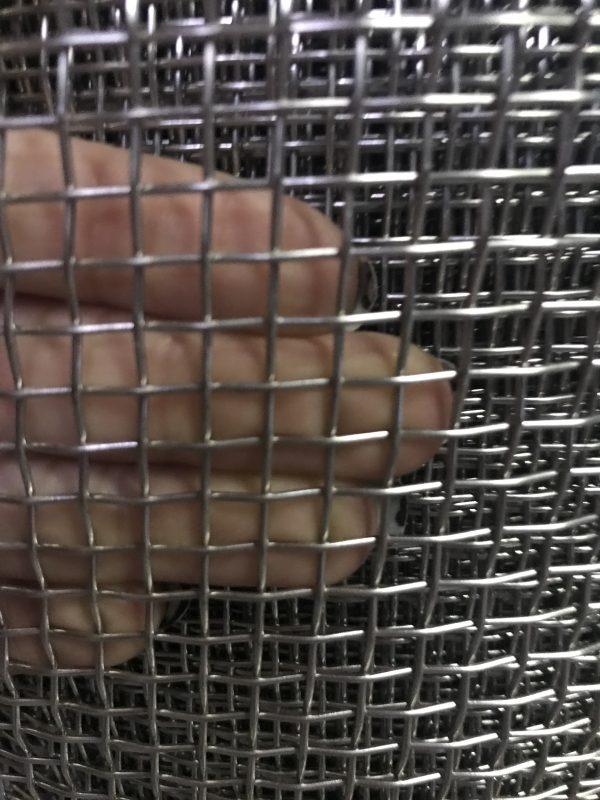 4-mesh