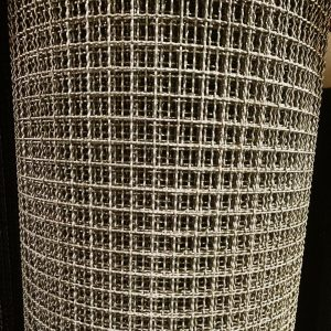 Stainless Steel Crimped Mesh Roll