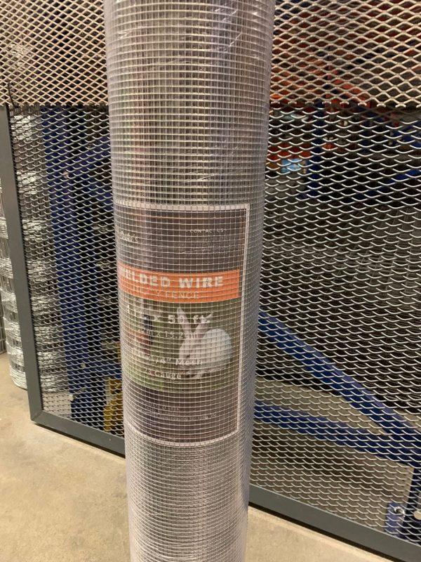 galv welded mesh 23 gauge