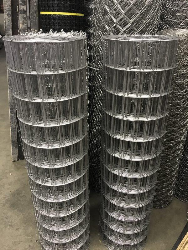 """welded roll 2""""x4"""""""