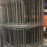 welded mesh roll