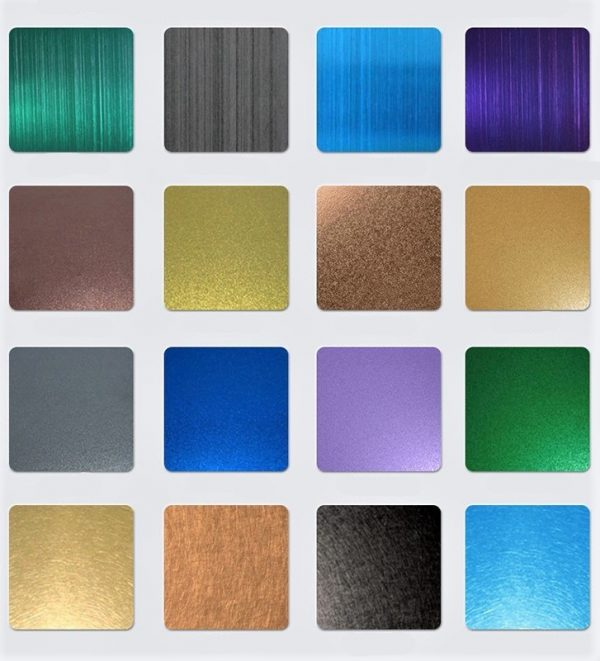ss color sheets